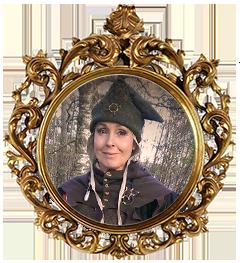 Cornelia Stift porträtt