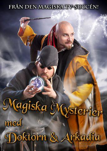 Magiska Mysterier reklamaffisch