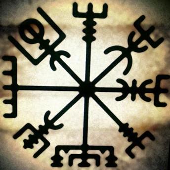En magisk runa som gör att du kan resa från plats till plats