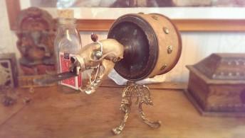 Teleportationsapparaten Augusta