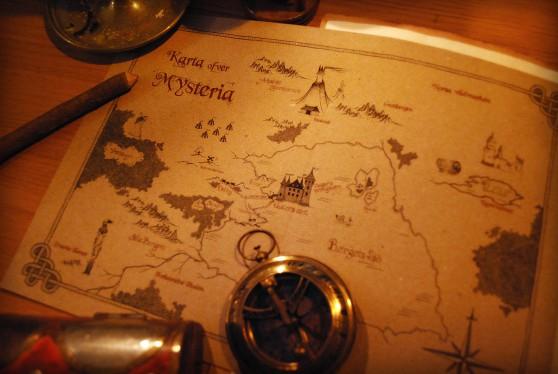 Bild på kartan över Mysteria
