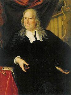 Olof Rudbäck, målad av Martin Mitjens d-ä