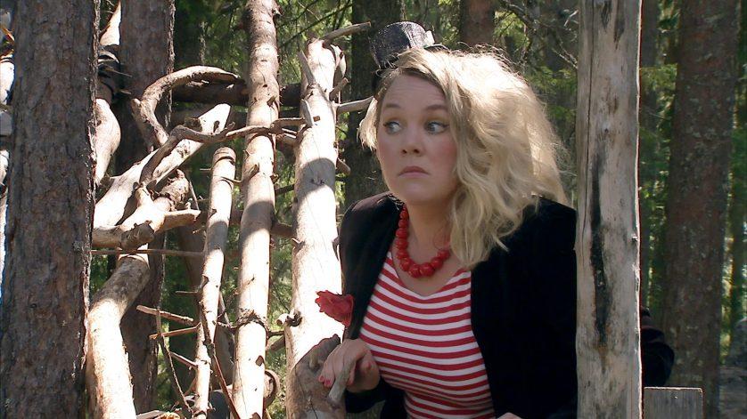 Hanna, en jordisk trollkarl