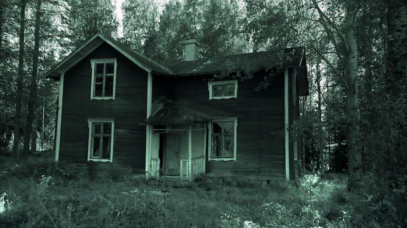 Ett spökhus