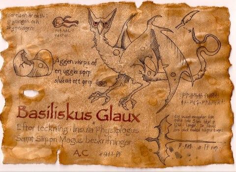 Basiliskus Glaux