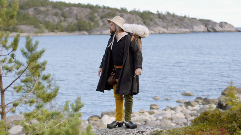 Beo-Ulf letar efter sin drake